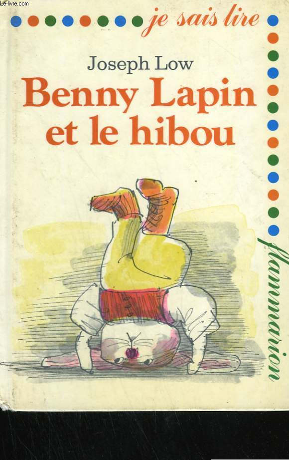 BENNY LAPIN ET LE HIBOU.
