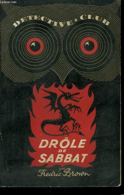 DROLE DE SABBAT ! COLLECTION DETECTIVE CLUB N° 41