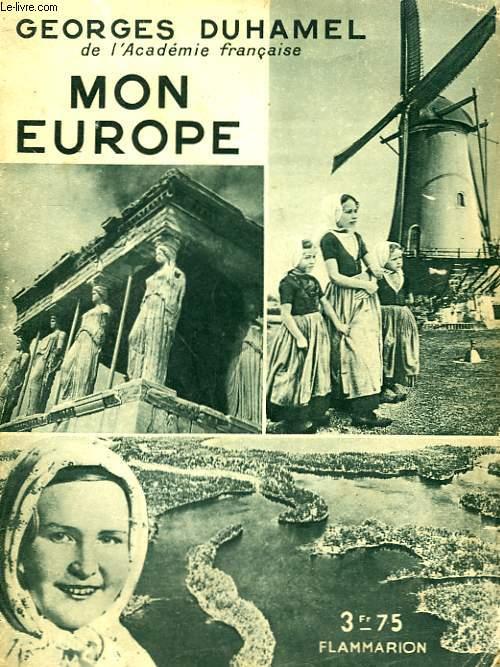 MON EUROPE. COLLECTION : HIER ET AUJOURD'HUI.