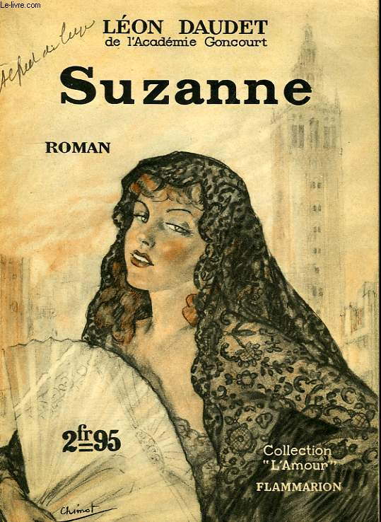 SUZANNE. COLLECTION : L'AMOUR N° 6