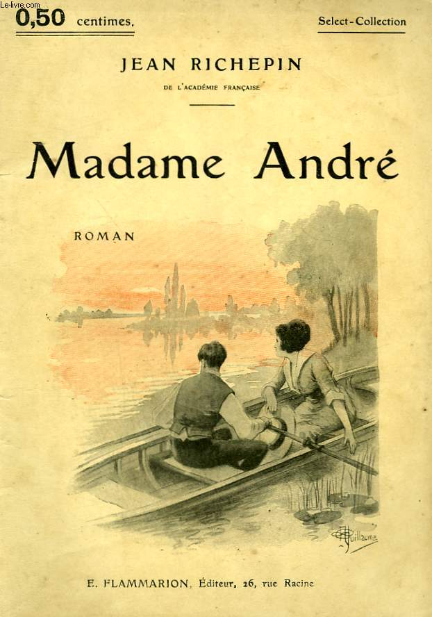 MADAME ANDRE. COLLECTION : SELECT COLLECTION N° 5