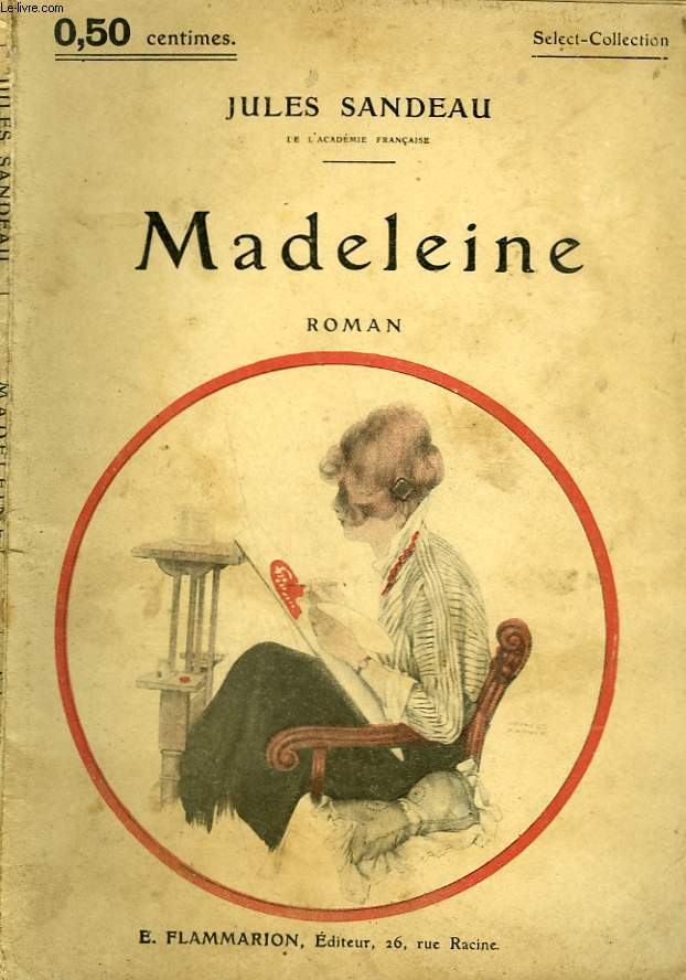 MADELEINE. COLLECTION : SELECT COLLECTION N° 27