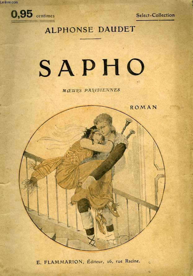 SAPHO. COLLECTION : SELECT COLLECTION N° 37