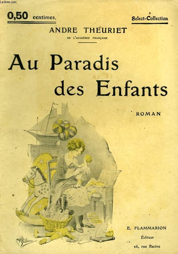 AU PARADIS DES ENFANTS. COLLECTION : SELECT COLLECTION N° 41