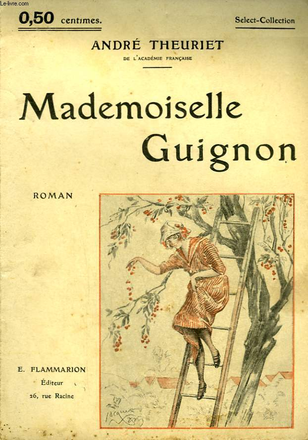 MADEMOISELLE GUIGNON. COLLECTION : SELECT COLLECTION N° 46