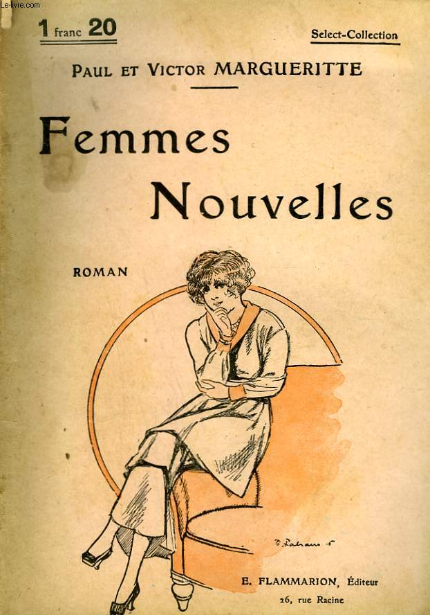 FEMMES NOUVELLES. COLLECTION : SELECT COLLECTION N° 50