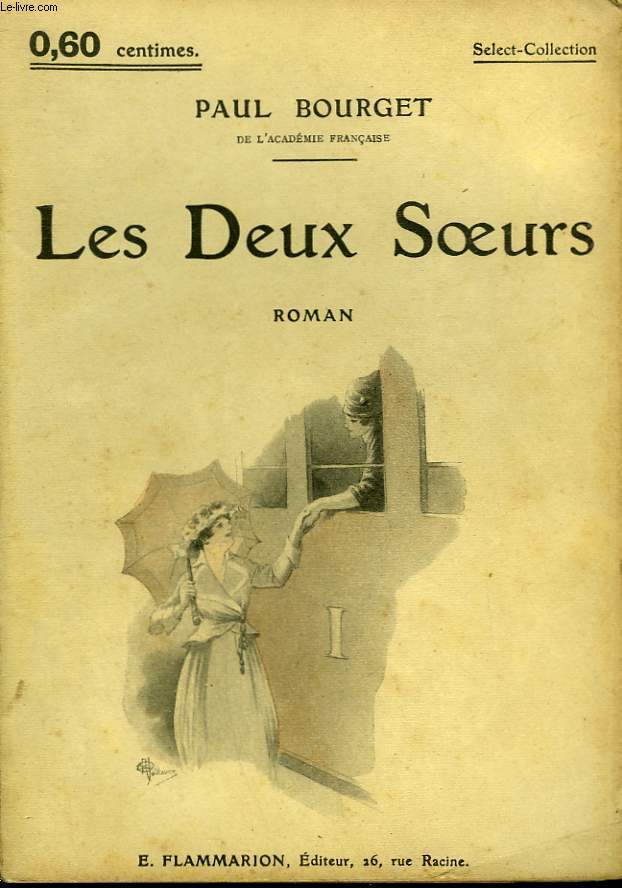 LES DEUX SOEURS. COLLECTION : SELECT COLLECTION N° 62