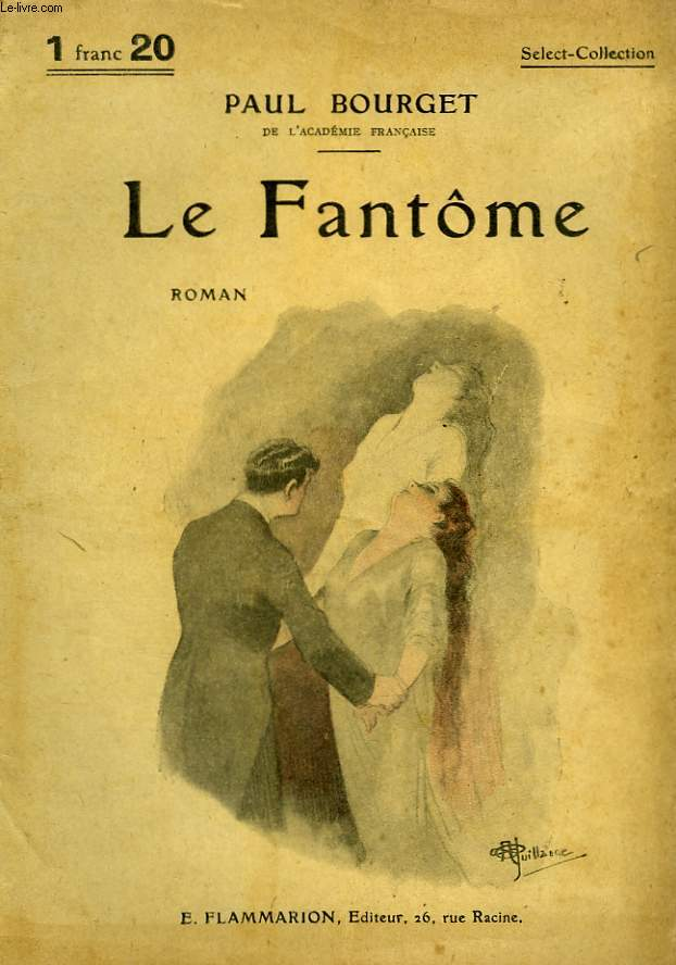 LE FANTOME. COLLECTION : SELECT COLLECTION N° 71