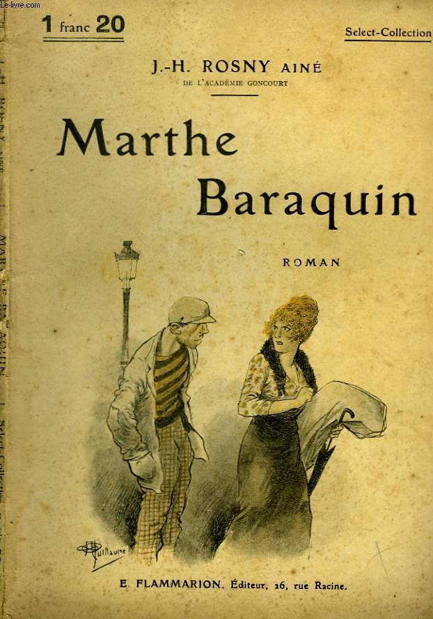 MARTHE BARAQUIN. COLLECTION : SELECT COLLECTION N° 76