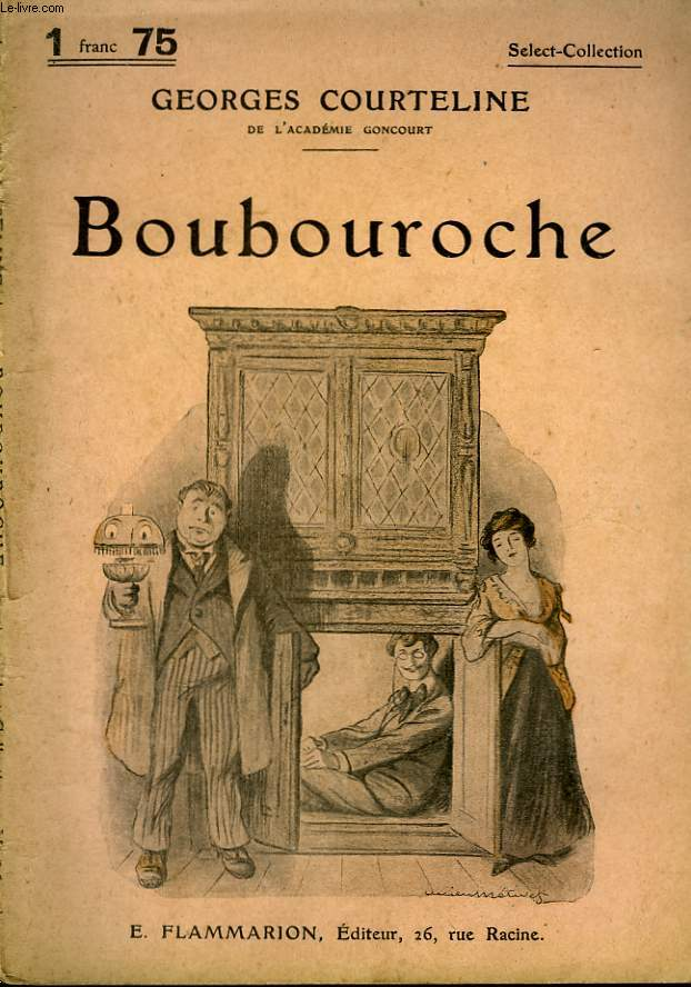BOUBOUROCHE. COLLECTION : SELECT COLLECTION N° 86