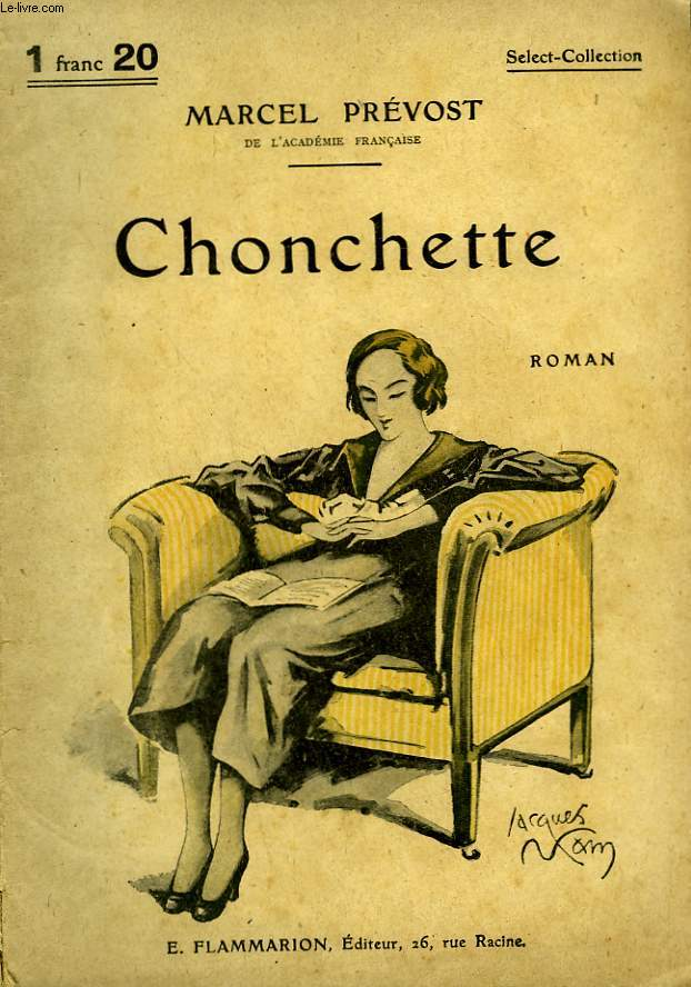 CHONCHETTE. COLLECTION : SELECT COLLECTION N° 87