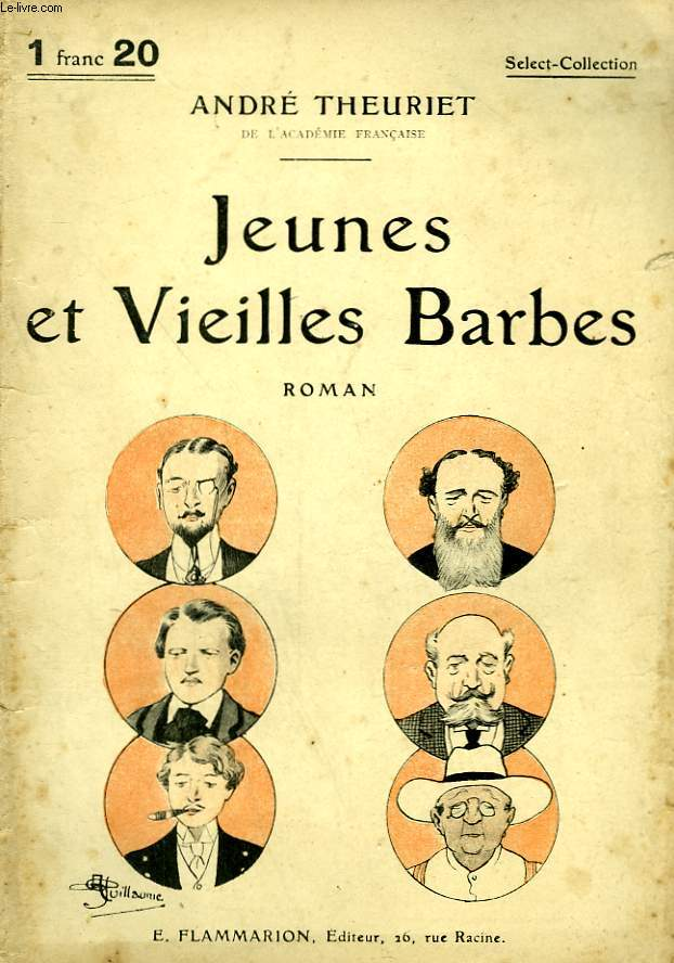 JEUNES ET VIEILLES BARBES. COLLECTION : SELECT COLLECTION N° 93