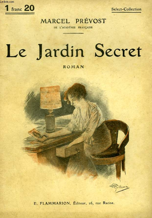 LE JARDIN SECRET. COLLECTION : SELECT COLLECTION N° 99
