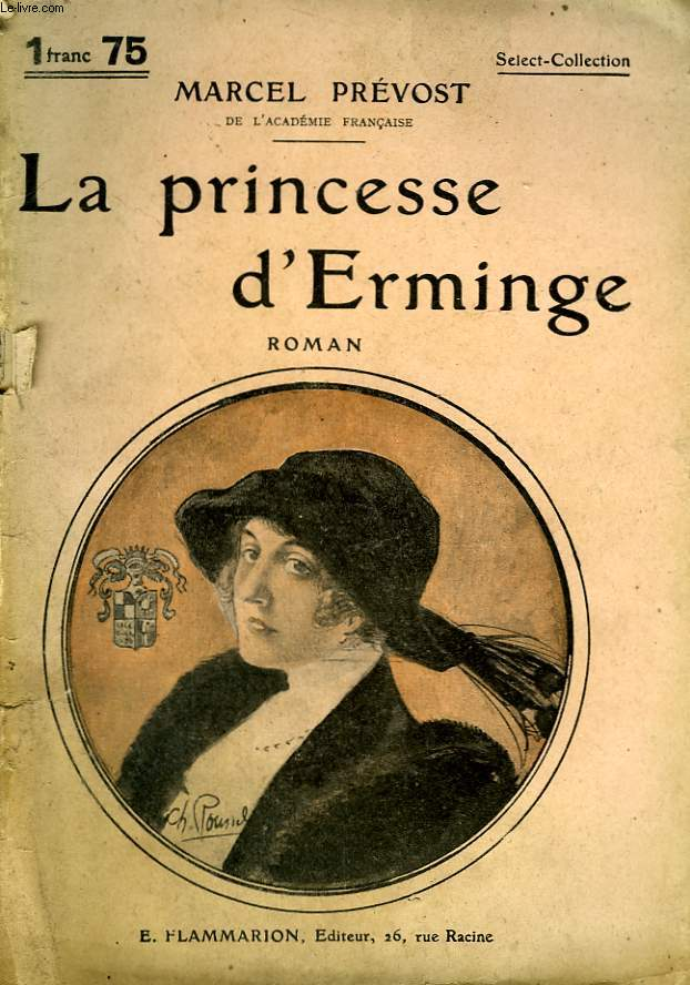 LA PRINCESSE D'ERMITAGE. COLLECTION : SELECT COLLECTION N° 118