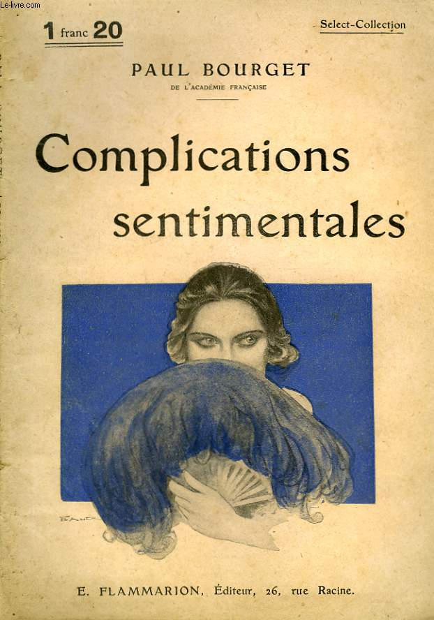 COMPLICATIONS SENTIMENTALES. COLLECTION : SELECT COLLECTION N° 144