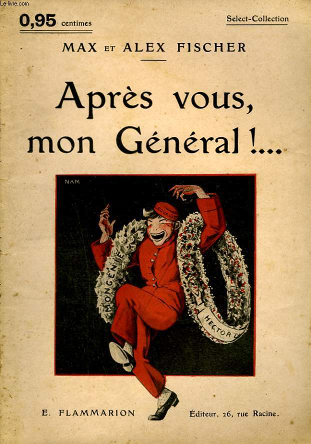 APRES VOUS, MON GENERAL ! COLLECTION : SELECT COLLECTION N° 146