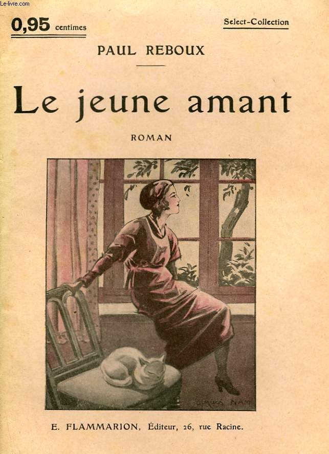 LE JEUNE AMANT. COLLECTION : SELECT COLLECTION N° 159