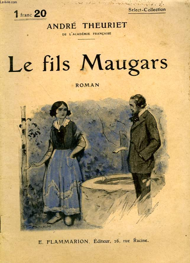 LE FILS MAUGARS. COLLECTION : SELECT COLLECTION N° 161