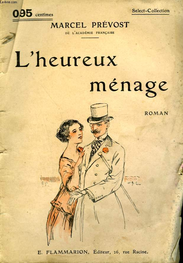L'HEUREUX MENAGE. COLLECTION : SELECT COLLECTION N° 170