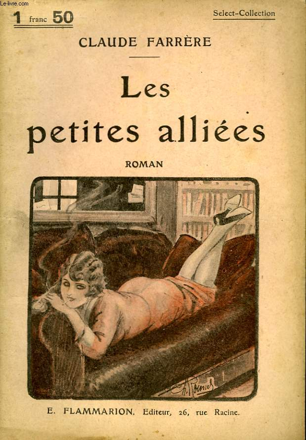 LES PETITES ALLIEES. COLLECTION : SELECT COLLECTION N° 172