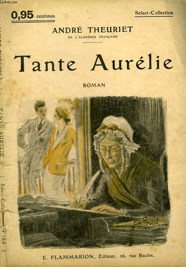 TANTE AURELIE. COLLECTION : SELECT COLLECTION N° 183