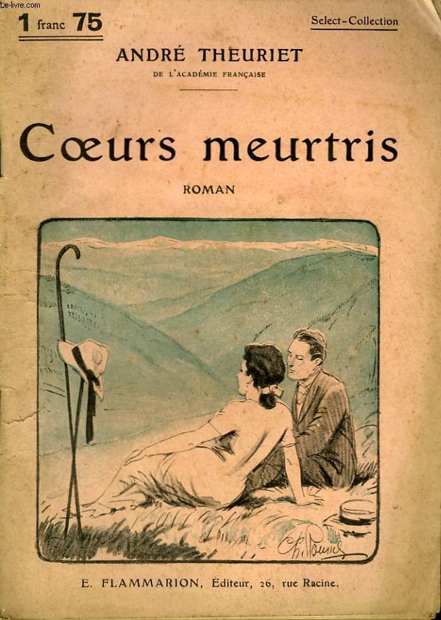 COEURS MEURTRIS. COLLECTION : SELECT COLLECTION N° 219