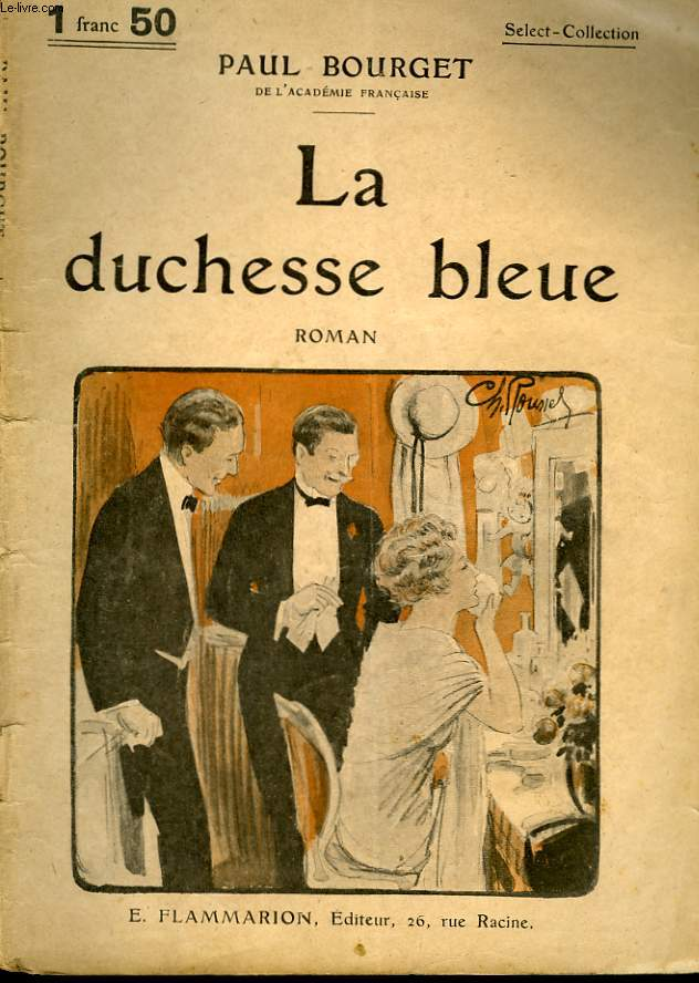LA DUCHESSE BLEUE. COLLECTION : SELECT COLLECTION N° 243