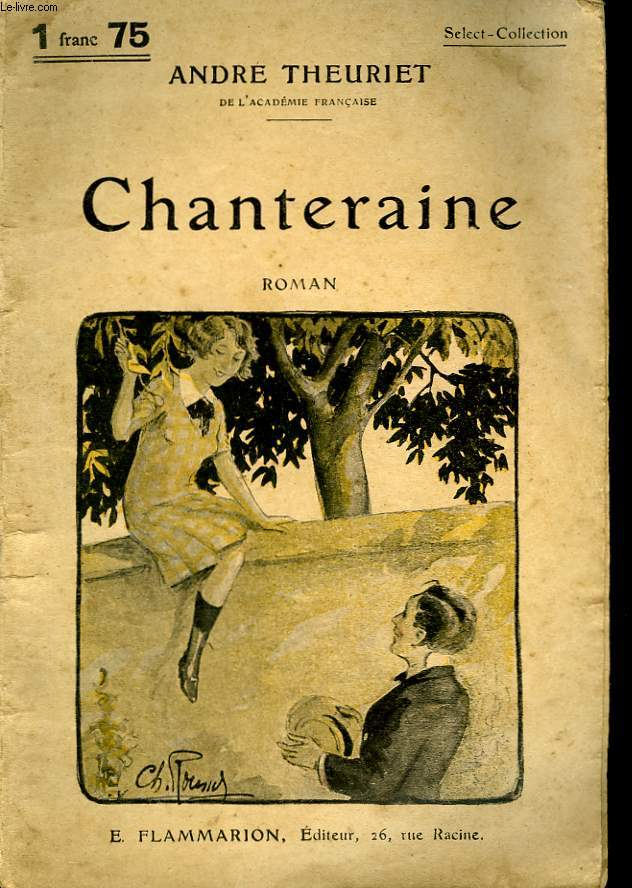 CHANTERAINE. COLLECTION : SELECT COLLECTION N° 246
