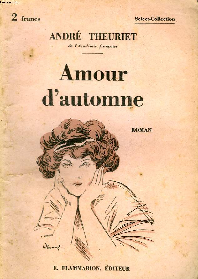 AMOUR D'AUTOMNE. COLLECTION : SELECT COLLECTION N° 254
