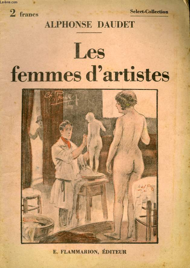 LES FEMMES D'ARTISTES. COLLECTION : SELECT COLLECTION N° 261