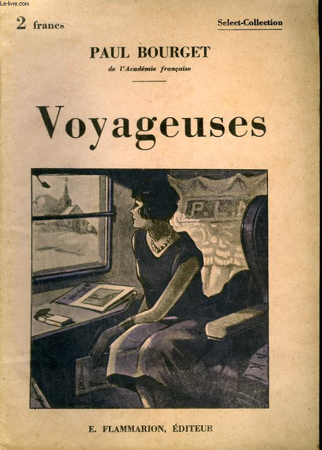 VOYAGEUSES. COLLECTION : SELECT COLLECTION N° 305