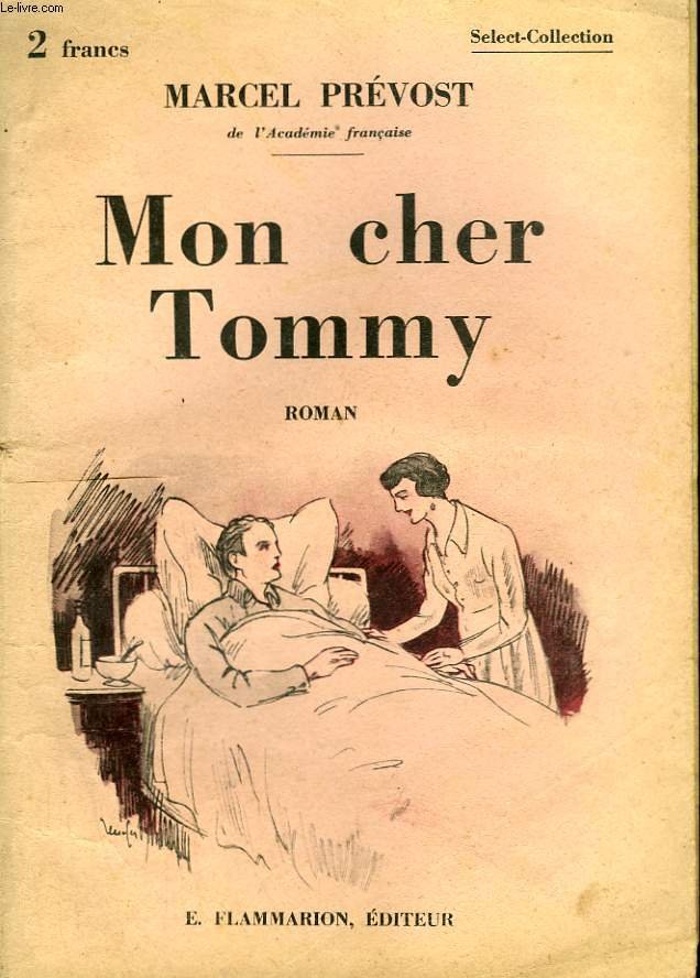 MON CHER TOMMY. COLLECTION : SELECT COLLECTION N° 336