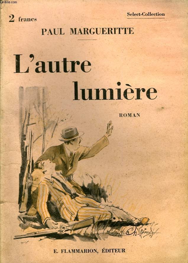 L'AUTRE LUMIERE. COLLECTION : SELECT COLLECTION N° 341