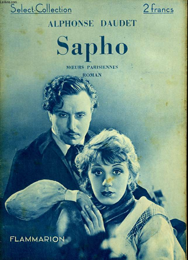 SAPHO. MOEURS PARISIENNES. COLLECTION : SELECT COLLECTION N° 20