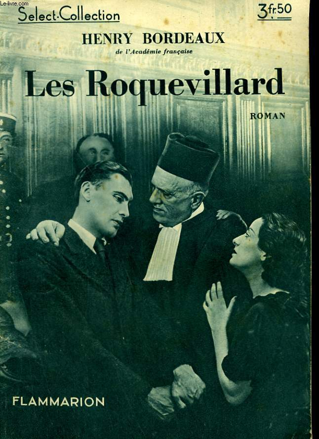 LES ROQUEVILLARD. COLLECTION : SELECT COLLECTION N° 94