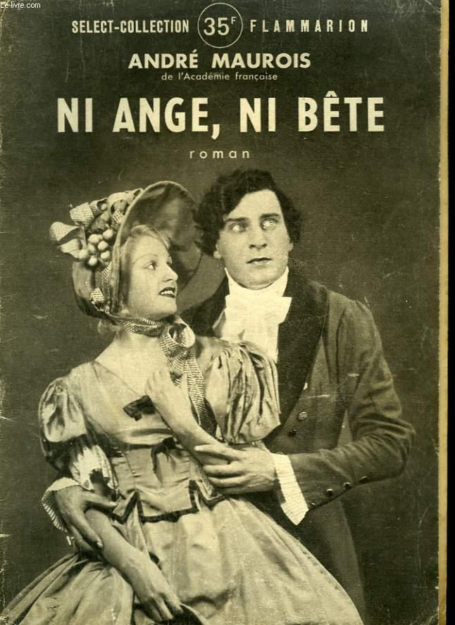 NI ANGE, NI BETE. COLLECTION : SELECT COLLECTION N° 96