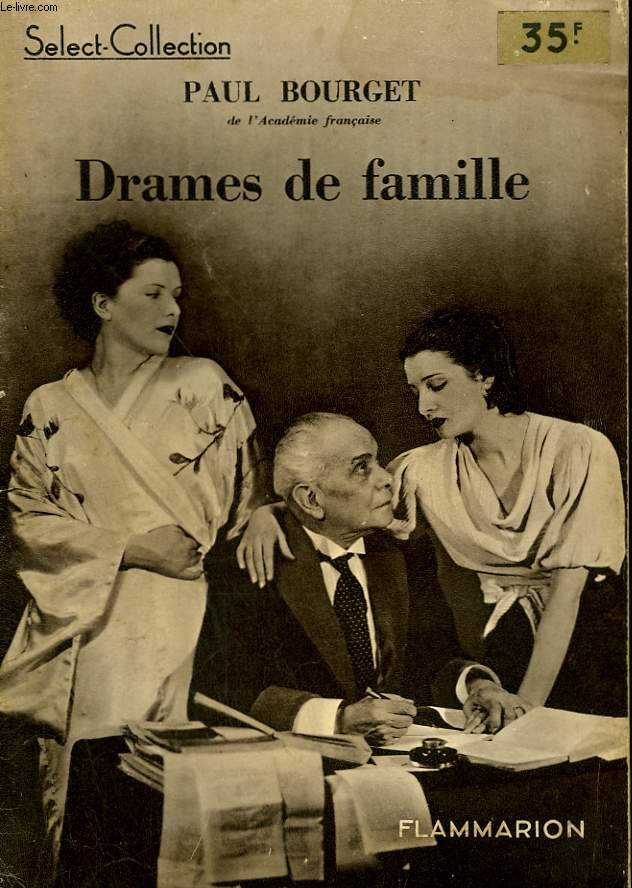 DRAMES DE FAMILLE. COLLECTION : SELECT COLLECTION N° 111