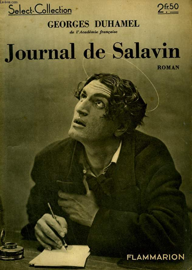 JOURNAL DE SALAVIN. COLLECTION : SELECT COLLECTION N° 122