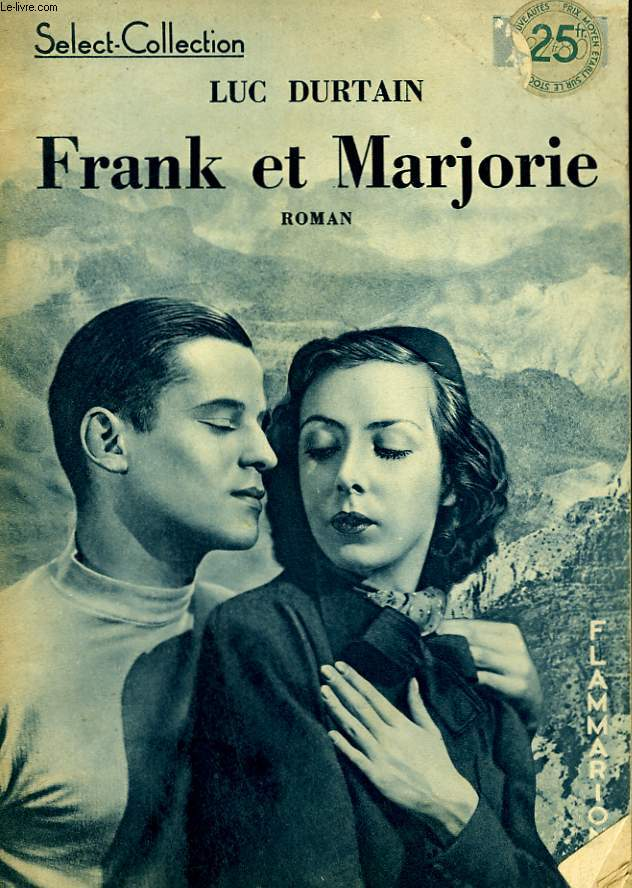 FRANK ET MARJORIE. COLLECTION : SELECT COLLECTION N° 125