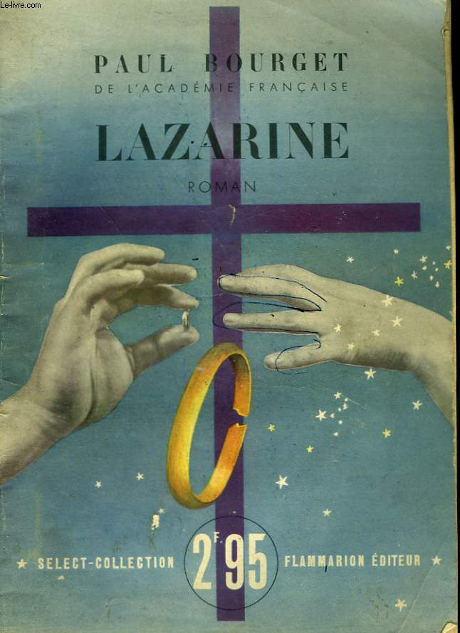 LAZARINE. COLLECTION : SELECT COLLECTION N° 175