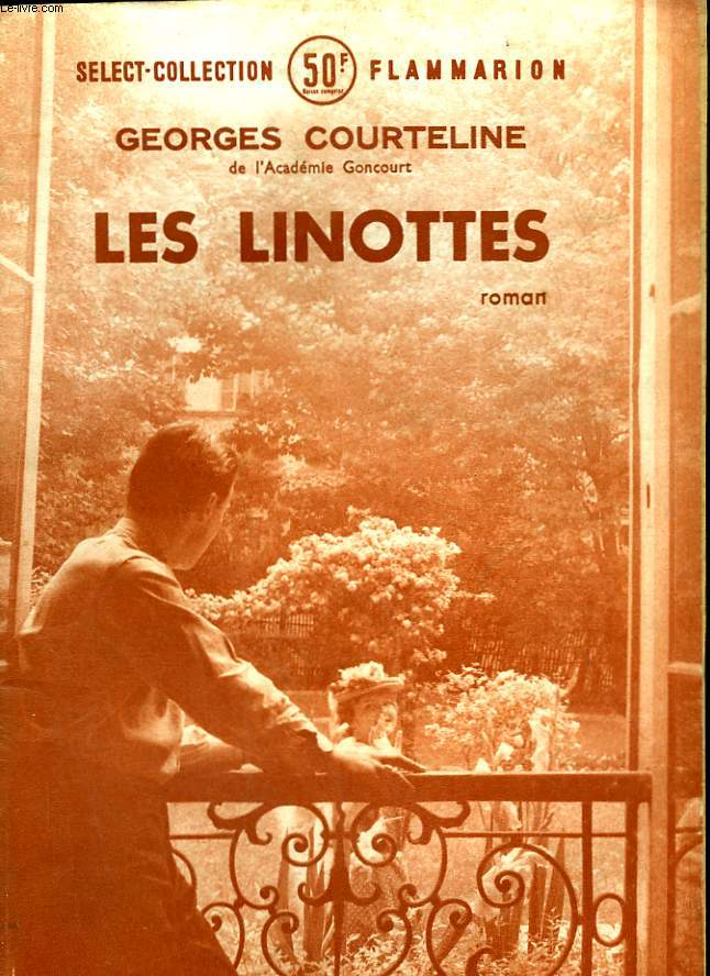LES LINOTTES. COLLECTION : SELECT COLLECTION N° 176