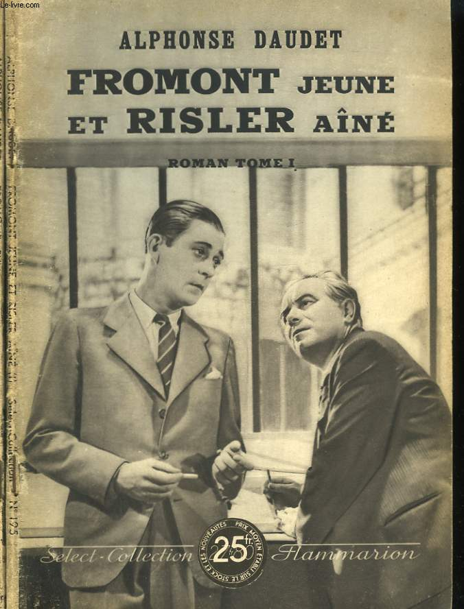 FROMONT JEUNE ET RISLER AINE. EN 2 TOMES. COLLECTION : SELECT COLLECTION N° 195 + 196
