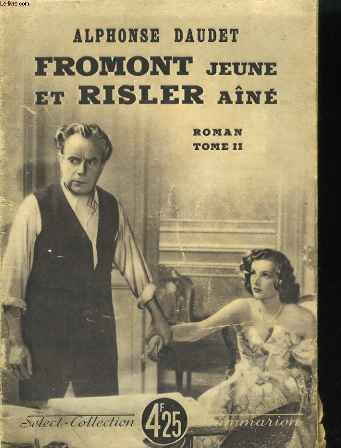 FROMONT JEUNE ET RISLER AINE. TOME 2 . COLLECTION : SELECT COLLECTION N° 196