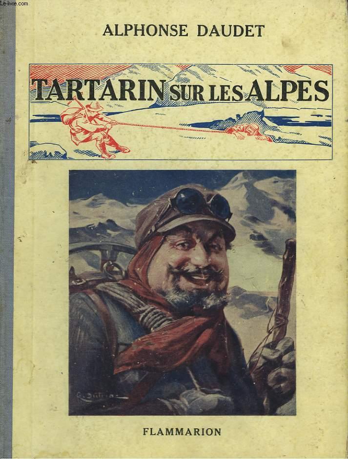 TARTARIN SUR LES ALPES. NOUVEAUX EXPLOITS DU HEROS TARASCONNAIS.