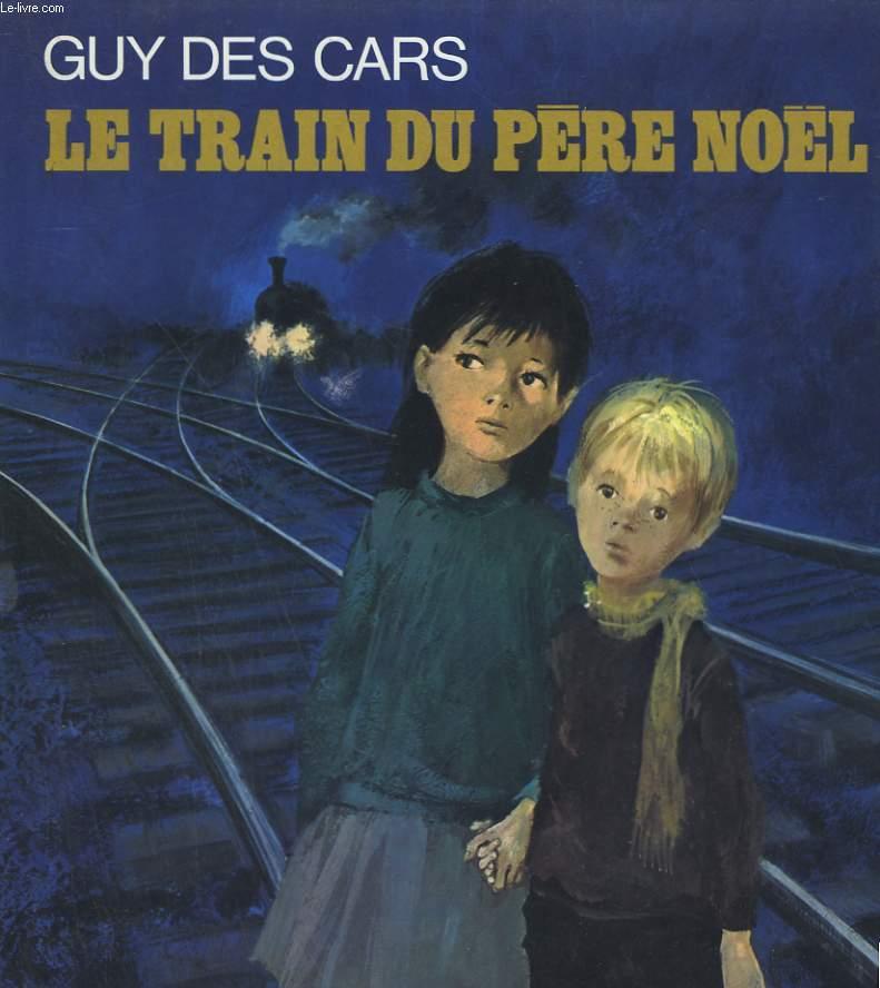 LE TRAIN DU PERE NOEL.