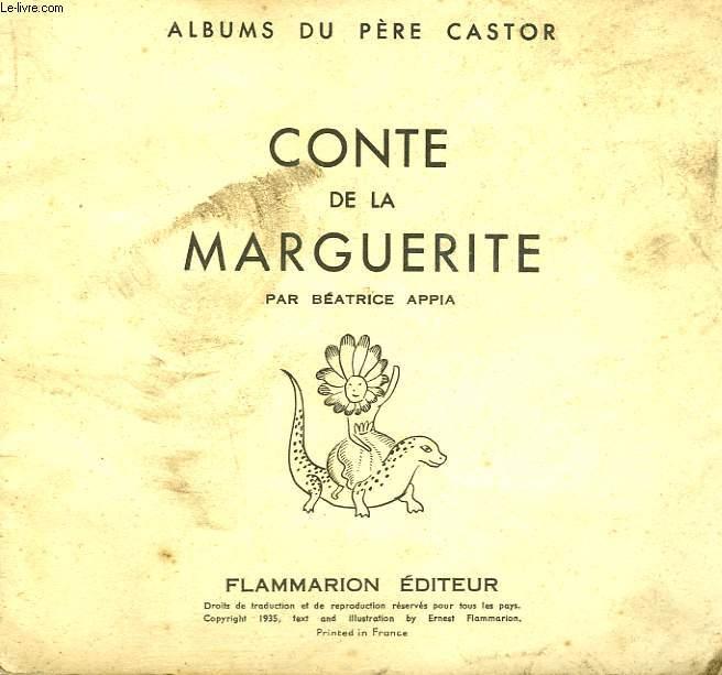 CONTE DE LA MARGUERITE. LES ALBUMS DU PERE CASTOR.