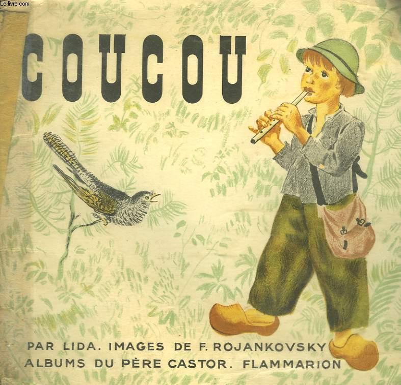 COUCOU. LES ALBUMS DU PERE CASTOR.