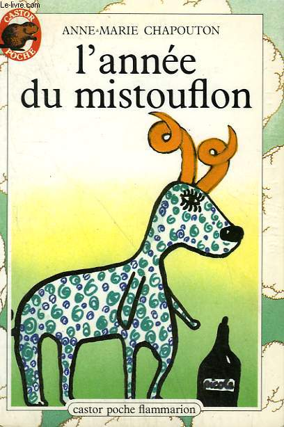 L'ANNEE DU MISTOUFLON. COLLECTION CASTOR POCHE N° 45
