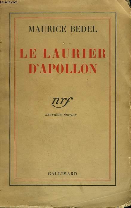 LE LAURIER D'APOLLON.