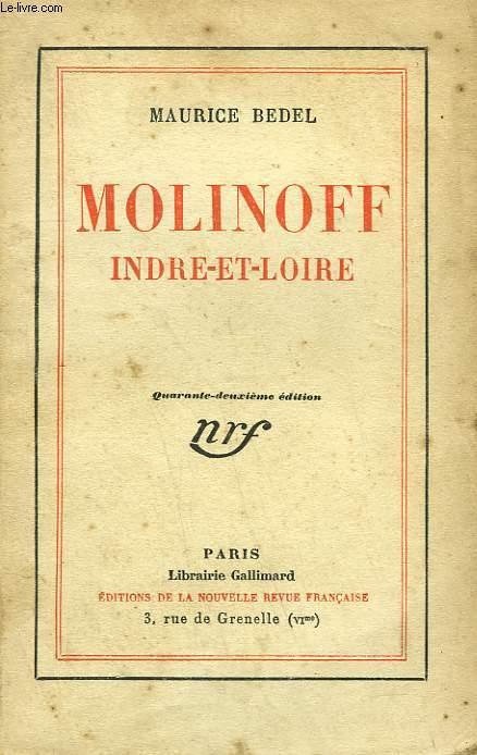 MOLINOFF. INDRE ET LOIRE.